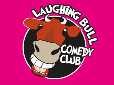 Laughing bull
